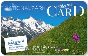 Kärnten Card Nationalpark Hohe Tauern Flattach